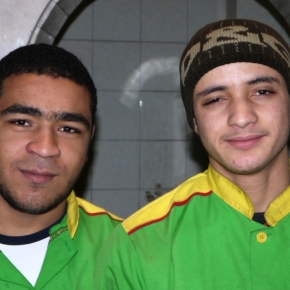 Atef en Ahmed