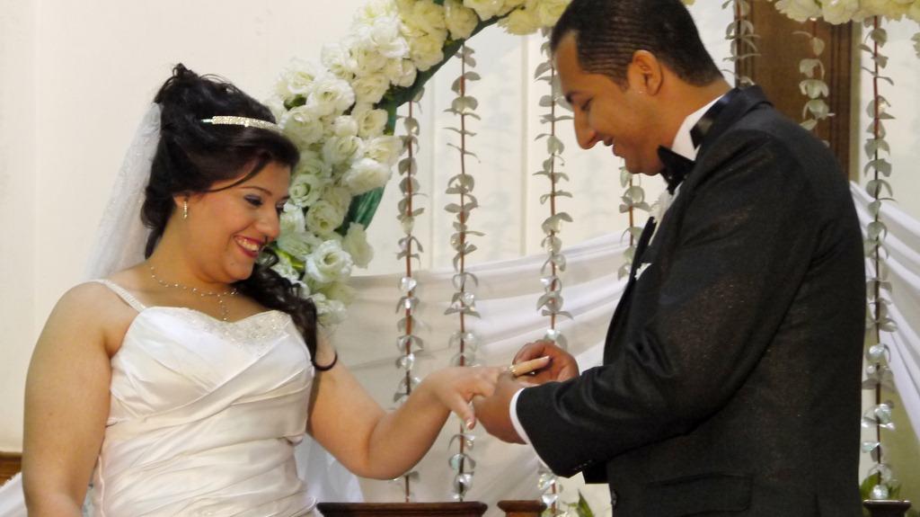 Verloving ezelswagen en bruiloft in opper egypte willem