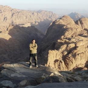 Naar de Sinaï