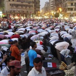 Tahrir wacht opantwoord