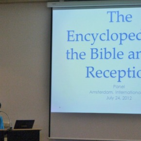 Encyclopedia of the Bible and Its Reception