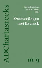 """Bavinck's Manuscript """"De mensch, Godsevenbeeld"""""""