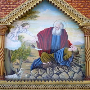 Genesis 22 volgensBar-Hebraeus