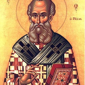 Gedachten van de kerkvaders over de HeiligeGeest