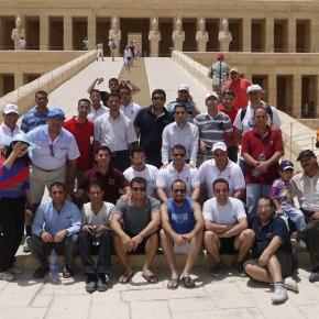 Half Egypte in eenweek