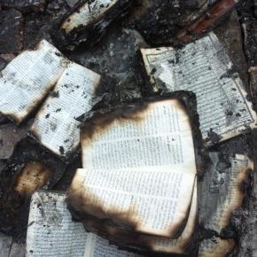 Christelijke stemmen uit een brandendEgypte