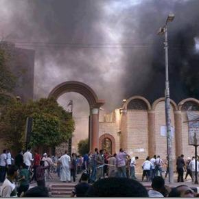 Een dag vol doden en brandendekerken