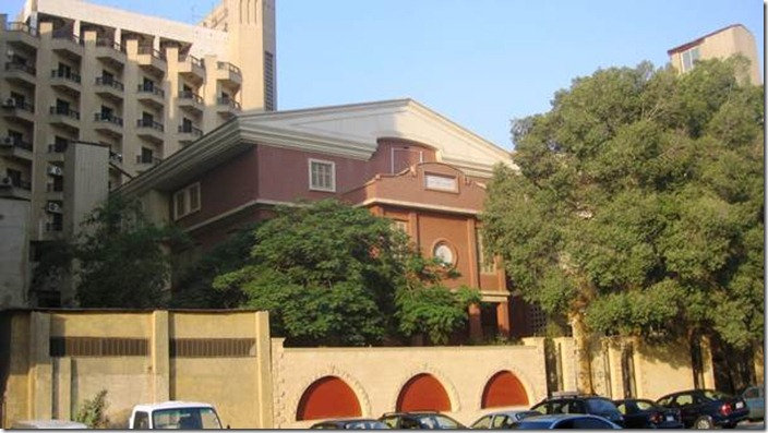 Evangelical Theological Seminary in Cairo ETSC willemjdewit