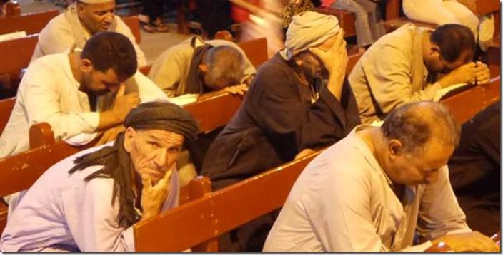Asyut Assiut church service kerkdienst willemjdewit