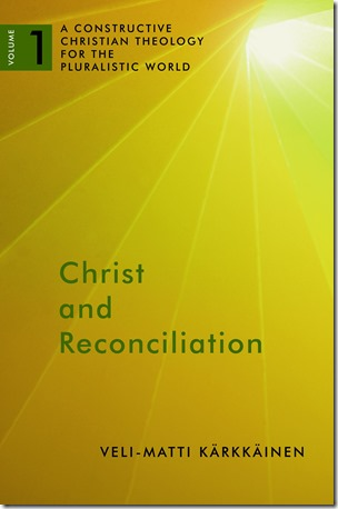 Kärkkäinen Christ and Reconciliation