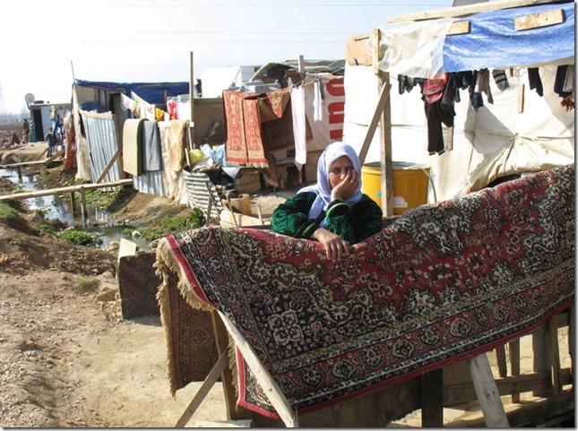 GZB Syrische vluchtelingen in Libanon