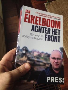 Jan Eikelboom: Achter hetfront