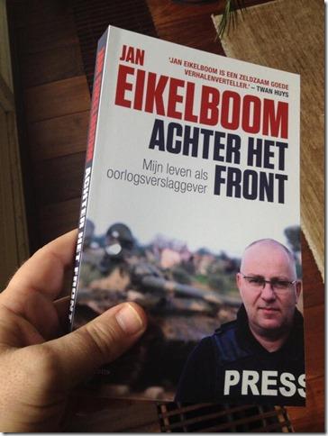 Jan Eikelboom x achter het front