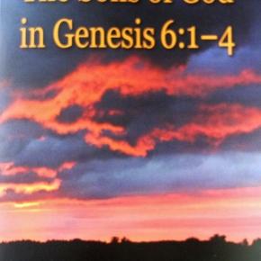 Proefschrift Jaap Doedens: Zonen Gods in Genesis6