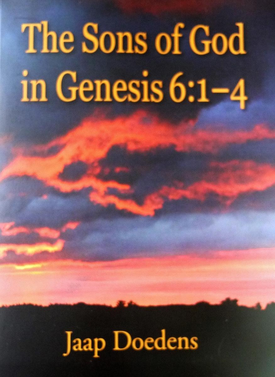 Proefschrift Jaap Doedens: Zonen Gods in Genesis 6