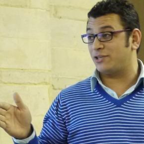 Studenten presenteren de Middeleeuwse Egyptische kerkgeschiedenis
