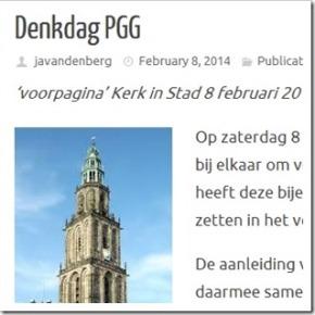 Groningen denkt na en Caïroeveneens
