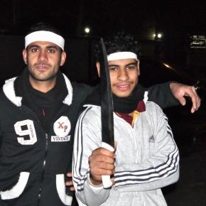 Bericht uit Cairo, vrijdag 4 februari2011