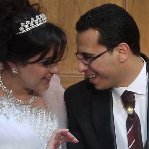 Ds. Sameh Ibrahimgetrouwd