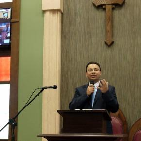 Opening vernieuwde seminariekapel