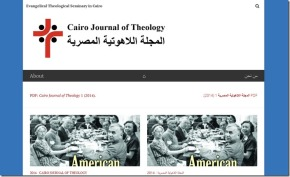 Nieuw: Cairo Journal ofTheology