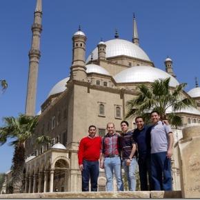 Citadel van Caïro