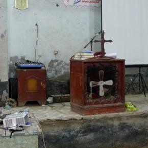 Van een vervallenkerkje
