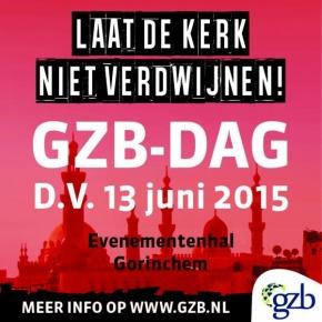 GZB-dag op 13 juni inGorinchem