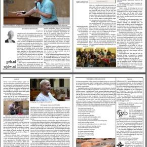 Ontmoetingen in Nederland –  Nieuwsbrief In Egypte april2015