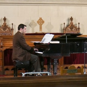 De presbyteriaanse kerk in BuenosAires