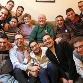 Op het seminarie in Caïro hoef je je geen dag tevervelen