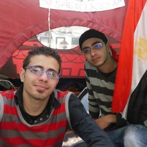 Titaantjes en de Egyptischerevolutie