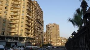 Werkeloos in Egypte