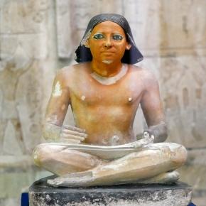 Bekijk het Egyptisch museum vanbinnen