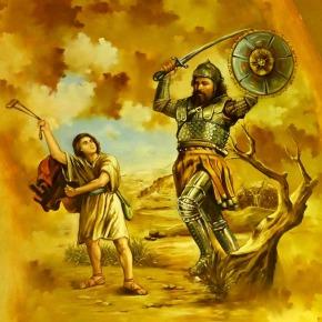 David in Sharmel-Sheikh