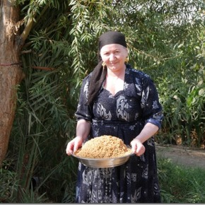 Reis door de kerken en dorpen van Asyut enMinya