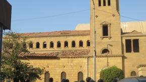 Egyptische kerken extra alert na bloedbadmoskee