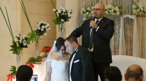 Bruiloft ds. Samer Karam en MarianAdly
