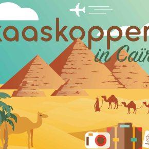 Kaaskoppen in Caïro