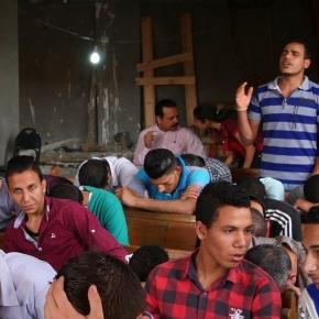Hoe gaat het met de christenen inEgypte?