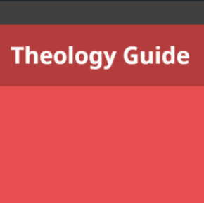 Theology Guide: Journals, Books, Videos, and More