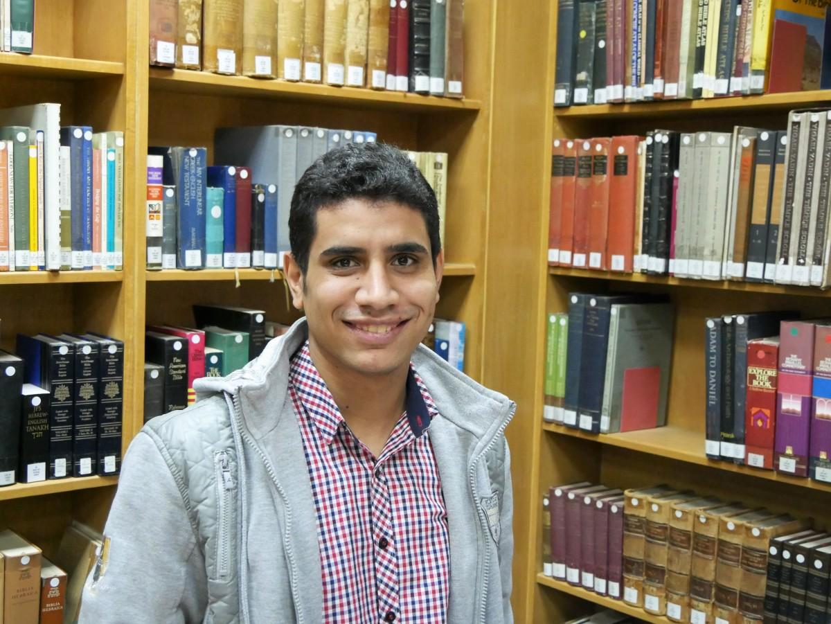 Welkom in onze bibliotheek in Caïro!