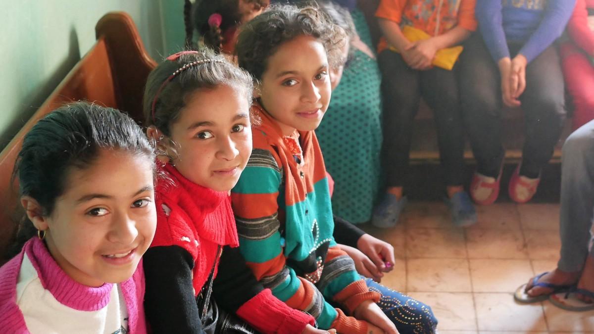 Neem een kijkje in Egyptische dorpsgemeenten