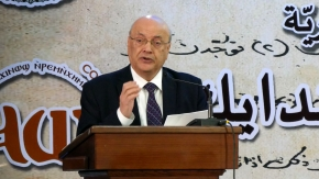 Dr. Ghassan Khalafoverleden