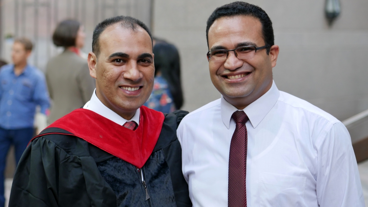 Nederlandse kerkdiensten met Egyptische predikanten
