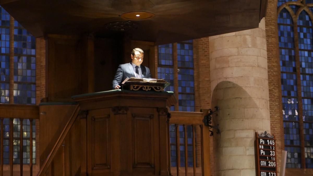 De Egyptische dominees hebben in Nederlandse kerken gepreekt