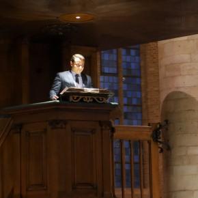 De Egyptische dominees hebben in Nederlandse kerkengepreekt