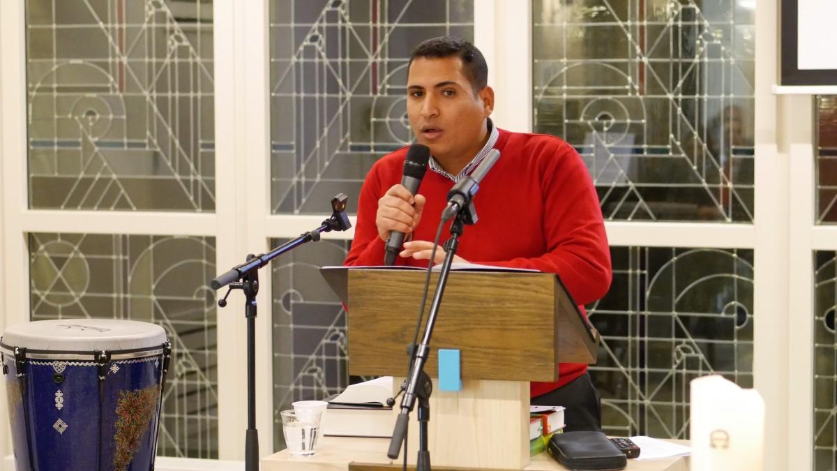 Egyptische predikanten preken zondag nog eenmaal in Nederland