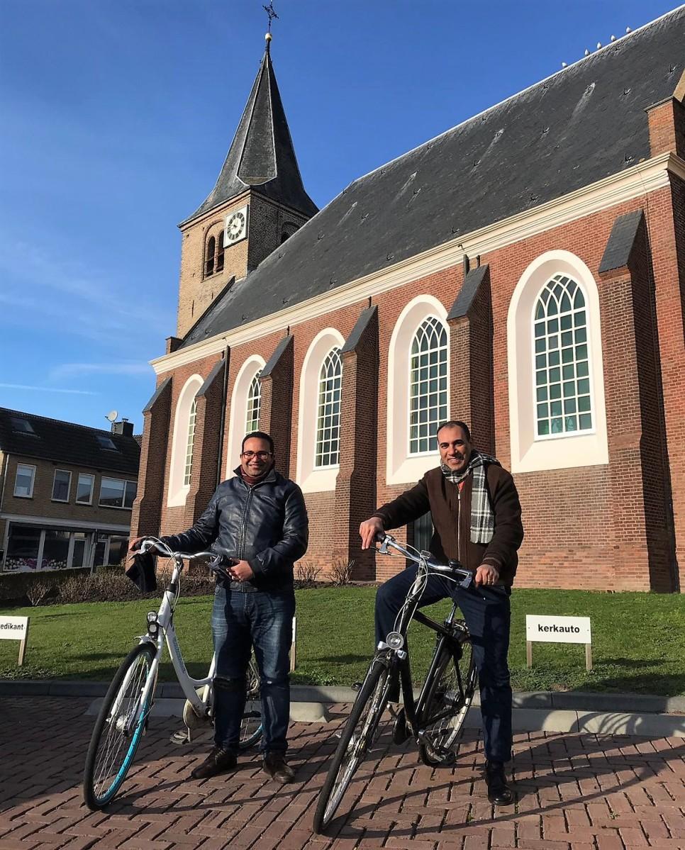 De dominees verkennen Nederland