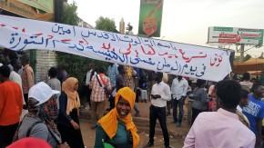 """""""Cusj zal zich haasten zijn handen uit te strekken naar God"""" – Gebedsbijeenkomst inSudan"""